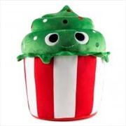 Jojo Cupcake Large Holiday