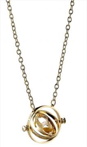 Time Turner Spinning Necklace