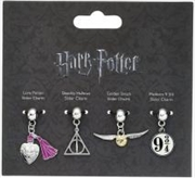 Golden Snitch/Deathly Hallows/Potion/Platform 9 3/4 Charms