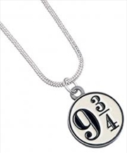 Platform 9 3/4 Necklace