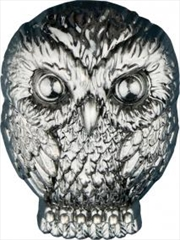 Hedwig Pewter Lapel Pin