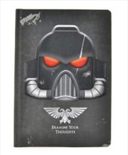 Space Marine A5 Notebook