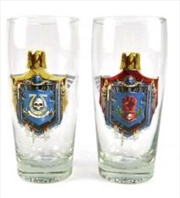Chapter Large Glasses Set Of 2