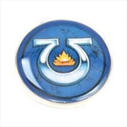 Ultramarines Enamel Badge