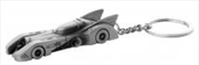 Batman - Batmobile 1989 Pewter Keychain | Accessories