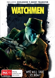 Watchmen - Sanity Exclusive | DVD