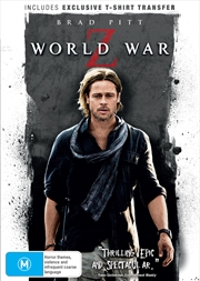 World War Z - Sanity Exclusive
