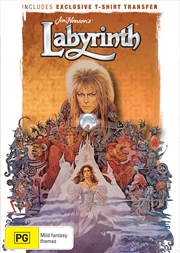 Labyrinth - Sanity Exclusive