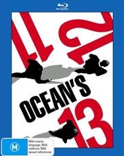 Ocean's 11  / Ocean's 12  / Ocean's 13 | Boxset