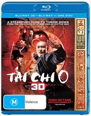 Tai Chi Zero   Blu-ray 3D