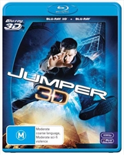 Jumper | 3D Blu-ray