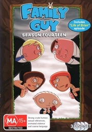 Family Guy - Season 14 | DVD