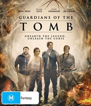 Guardians Of The Tomb   Blu-ray