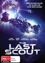 Last Scout, The | DVD