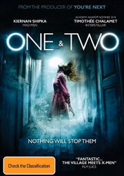 One and Two | DVD