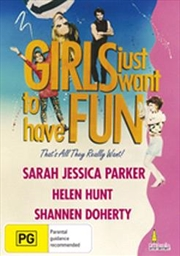 Girls Just Want To Have Fun | DVD