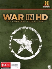 War IN HD - The Complete Collection - Collector's Edition