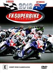 2012 Australian FX-Superbike Championship