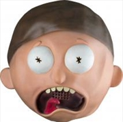 Morty Latex Mask