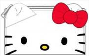 Hello Kitty - Kitty Head Bifold Wallet
