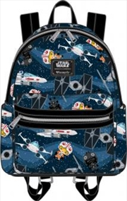 Star Wars - Xwing Fighter Mini Backpack | Miscellaneous