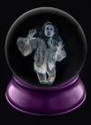 Sarah Etched In Crystal Ball | Collectable