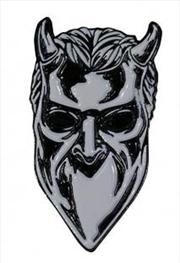 Nameless Ghoul Enamel Pin