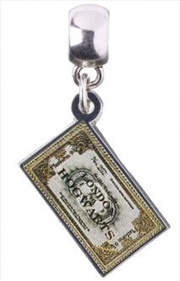 Hogwarts Express Ticket Charm