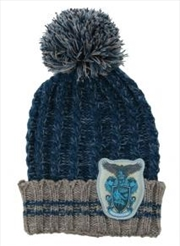 Ravenclaw Heathered Pom Beanie | Apparel