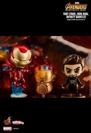 Stark/Iron Man/Infinity Gauntl