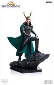 Loki 1 To 10 Scale Statue