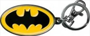 Batman - Logo Colour Enamel Keychain | Accessories