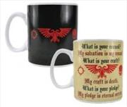 Pledge Heat Change Mug