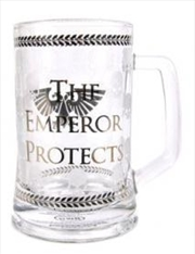 Emperor Glass Tankard