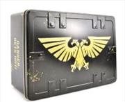 Embossed Tool Box