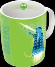 Dalek Mug Light Green | Merchandise