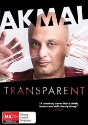 Akmal - Transparent | DVD