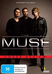 Muse - Under Review   DVD