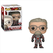 Ant-Man and the Wasp - Hank Pym Unmasked US Exclusive Pop! Vinyl | Pop Vinyl
