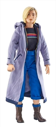 "Doctor Who - Thirteenth Doctor 10"" Action Figure"