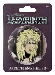Labyrinth - Jareth Enamel Pin