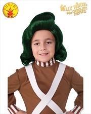 Oompa Loompa Child Wig | Apparel