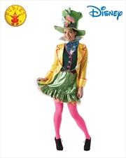 Mad Hatter Ladies Costume - Size M | Apparel