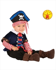 Pirate Boy Costume - Size Toddler | Apparel