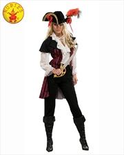 Pirate Maria La Fay Adult Costume - Size Std   Apparel