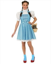 The Wizard of OZ - Dorothy Deluxe Costume - Size Std | Apparel