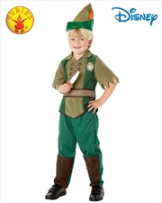 Peter Pan Child Costume - Size 5-6