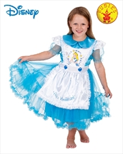 Alice In Wonderland - Daisy Chain Costume Size 4-6   Apparel