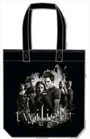 Twilight - Tote Bag Bella & Cullens (Photo) | Apparel