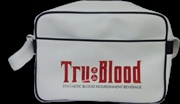 True Blood - Retro Bag Logo White | Apparel